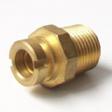 Micropoint Gas Bayonet Hose 1/2 Connector - 07000895